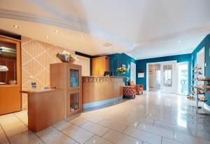 Lobby/Rezeption in der Unterkunft Boutiquehotel Myn Utspann