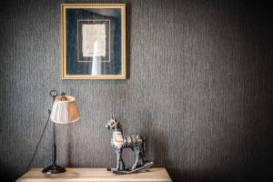 A bathroom at Hotel De Castillion - Small elegant hotel