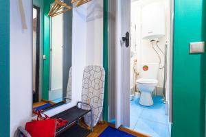 Ванная комната в MyWorld Apartments