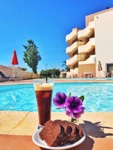 Πισίνα στο ή κοντά στο Hermes Hotel