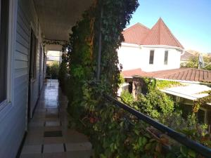 Балкон или терраса в Гостевой дом Сказка