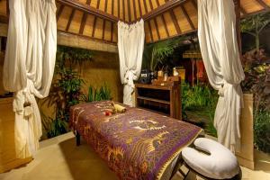 Spa and/or other wellness facilities at Bidadari Private Villas & Retreat