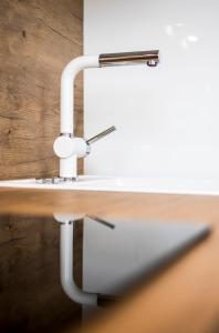 Arka plan tesisinde bir banyo