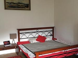 Кровать или кровати в номере Large room near the city center