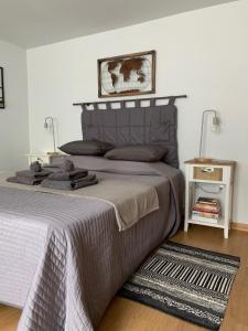 Een bed of bedden in een kamer bij B&B de la Sole
