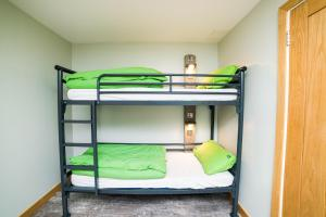 A bunk bed or bunk beds in a room at YHA Bath