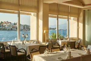 Εστιατόριο ή άλλο μέρος για φαγητό στο Lucy Hotel