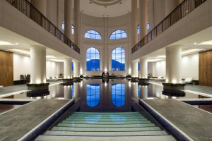 The swimming pool at or close to Hotel Sberbank Corporate Center