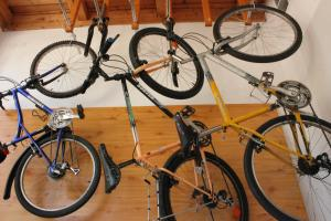 Kerékpározás Blue Bike Hostel környékén
