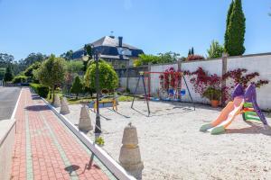 Zona de juegos infantil en Hotel Turimar