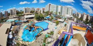 A view of the pool at Prive Riviera Park Hotel or nearby