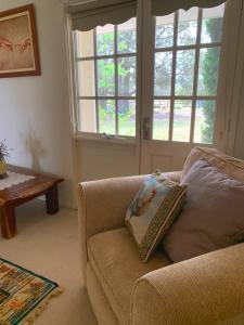 A seating area at WRIGHTSTAR Country Estate - a farm at the base of the Blue Mountains