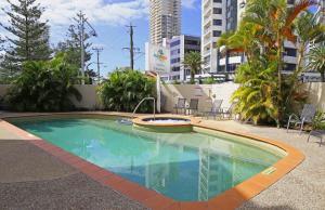The swimming pool at or near Aruba Beach Resort