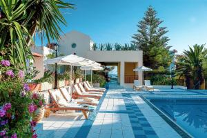 The swimming pool at or near Creta Royal - Adults Only