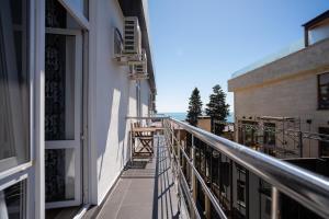 Балкон или терраса в Пиано Гостевой дом