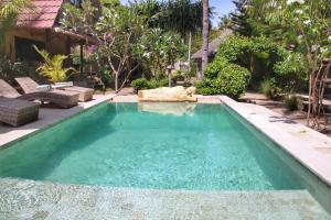 The swimming pool at or near Meno Dream Resort