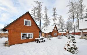 L'établissement APLEND Chatky Tatry Holiday en hiver