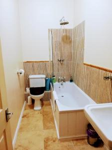 A bathroom at Picton-House