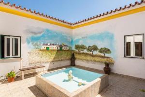 A piscina em ou perto de Graca Hotel