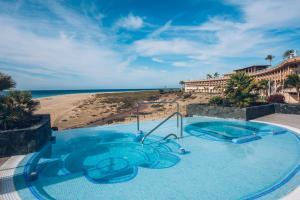 The swimming pool at or near Iberostar Playa Gaviotas-All inclusive