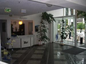The lobby or reception area at Altmühlberg Hotel & Restaurant