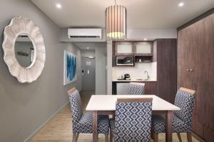 A kitchen or kitchenette at Protea Hotel by Marriott Durban Umhlanga