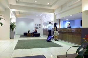The fitness center and/or fitness facilities at Mercure Grosvenor Hotel Adelaide