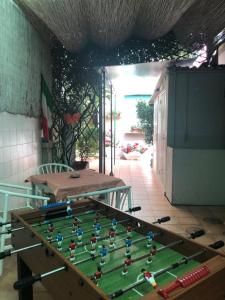 Ping-pong facilities at Hotel Stella Del Mare or nearby