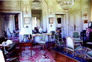 Restaurant ou autre lieu de restauration dans l'établissement Château de Sédaiges