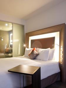 Letto o letti in una camera di Novotel London Blackfriars