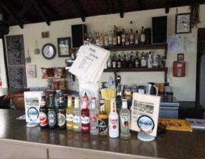 Ο χώρος του lounge ή του μπαρ στο Bella Grecia
