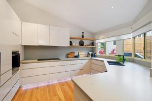 A kitchen or kitchenette at 131 Pacific Drive, Port Macquarie