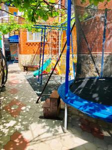 Children's play area at Vodoley+