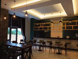 Лаундж или бар в City Hotel Batumi
