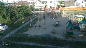 Детская игровая зона в Apartment on Leytenanta Katina