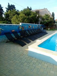 The swimming pool at or close to Villa Ani