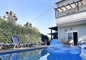 Πισίνα στο ή κοντά στο Marianna Apartments
