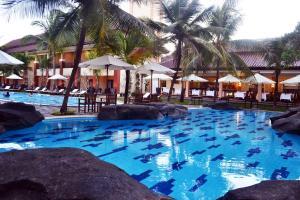 The swimming pool at or near The Arnawa