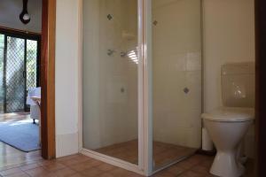 A bathroom at A Beach House At Byron