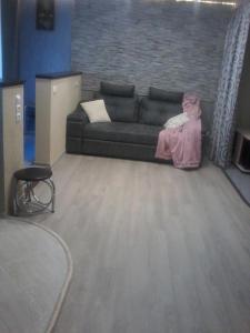 Гостиная зона в Apartment on Lenina 22