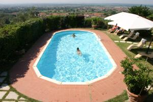 A view of the pool at Agriturismo - Collina Toscana Resort or nearby
