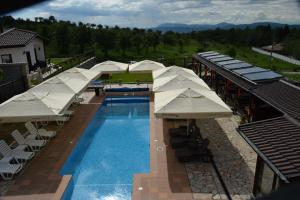 A view of the pool at Asya Guest House or nearby