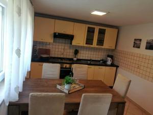 Cucina o angolo cottura di Apartment Edita