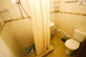 Ванная комната в  Гостиница Александрия