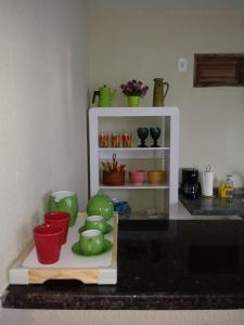 A kitchen or kitchenette at CASA
