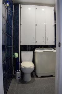 A bathroom at Nevelskogo 1