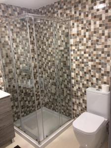 A bathroom at Castro
