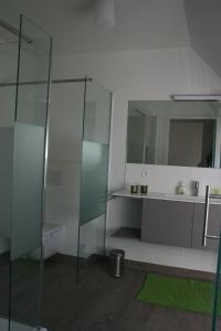 Een badkamer bij Aquarand