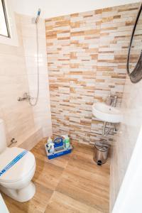 Ένα μπάνιο στο Βίλλα Σοφία