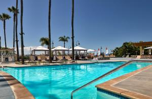 The swimming pool at or near Loews Coronado Bay Resort